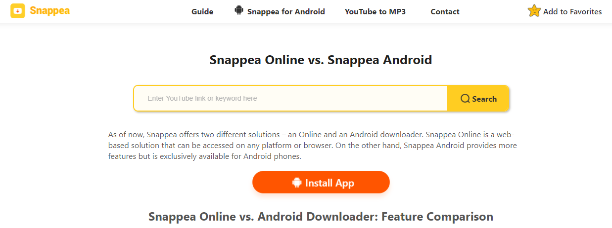 Snappea