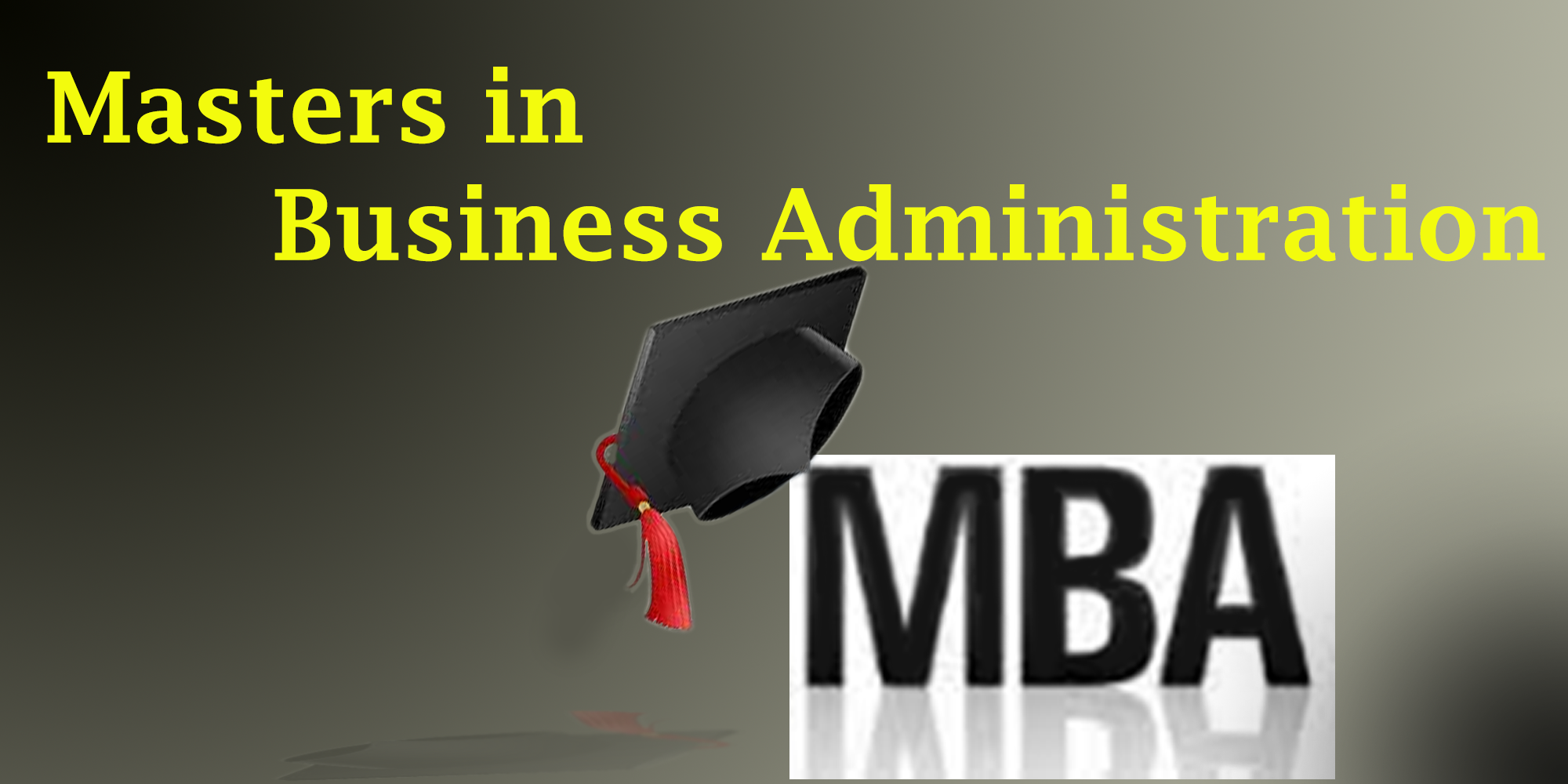 MBA in Pakistan