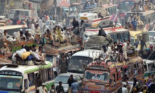 Social Distancing in Pakistan